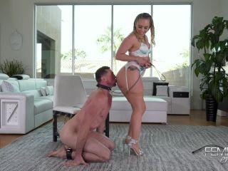FemdomEmpire – Pussy Supremacy – AJ Applegate, smoking fetish sex on masturbation porn