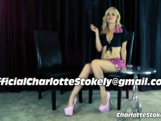 Charlotte Stokely: Stroking Study Buddy | flexibility | pov fetish porn sites