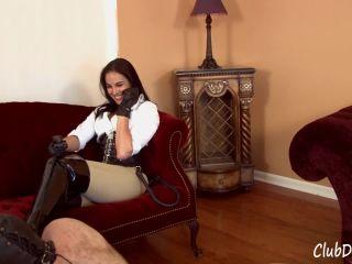 Domina Nyx's Boot Cleaner - Domina Nyx