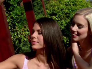 DDF Network - Melanie Memphis & Nesty, jap blowjob on brunette