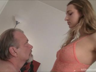 milked and busted  sexy strong and tall ballbuster  humiliation