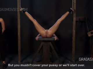 bondage - Graias – Fatima Brutal part 3