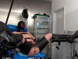 Kinkymistresses —  Mistress Miranda — Used from the Nurse HD Part 1 - ballbusting - toys amateur anal creampie