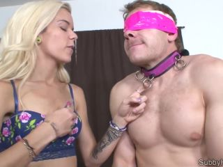 SubbyHubby presents Dava Foxx & Halle Von in Twisted Taboo Family Pt 6