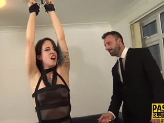 Sub whipped and fucked by master pascal white*