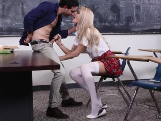 Victoria Steffanie, Jake Adams - I Missed Mrs. Summers Safe Sex Class. ...