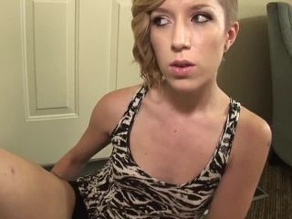 Mommy, Me, And A Gangster #3, Scene 4  | small tits | interracial