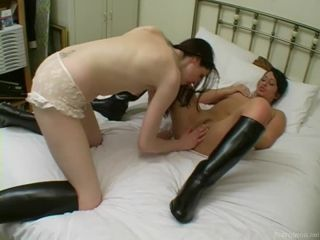 Girls In Riding Boots - Video 091