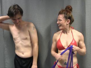 Online porn Doom Maidens - Veve Lane - Bondage Squash Match - VeVe vs Mark [Hot Femdom]