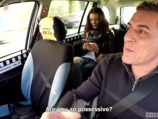 Czech Taxi - The most beautiful Czech squirt