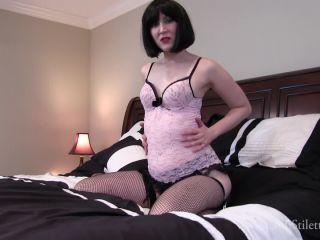 doctor fetish pov | Clubstiletto – Princess Lily – Fuck Me With the Mouth Dildo and this BP Up your Ass, Cucky | mesmerize