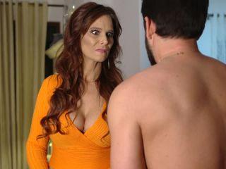 Footfetish 9869-Angelica Cruz - Syren De Mer - Logan Pierce - My stepm ...