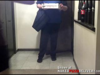 18 Year Old - NakedPizzaDelivery