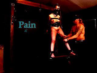 braces fetish SensualPain – Nov 6, 2019: Pain at the Pylon | Abigail Dupree, suffering on fetish porn
