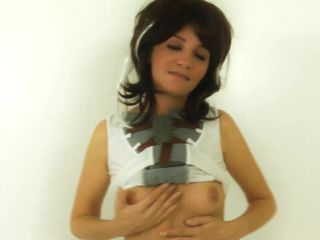 """Porn tube Tamia cosplaying in """"Her Memories"""""""