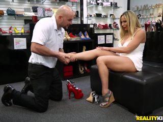 JMac, Olivia Austin - Shoe Fetish