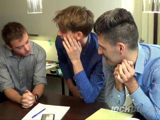 Online fetish - Luke Hudson, Zack Grayson, Jake Archer