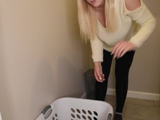Jocelyn Baker – Son Catches Mommy Sniffing Sis's Panties!!!