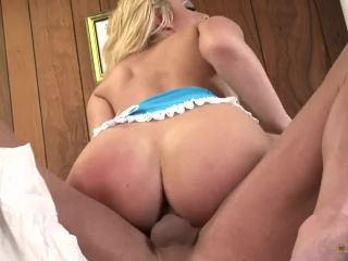 Her horny doctor prescribed her a nice load of creampie for her butt pain