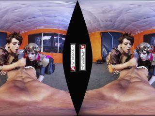 VR - Overwatch XXX Parody