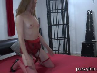 Gosia, cum slut from Poland is fucked and inseminated