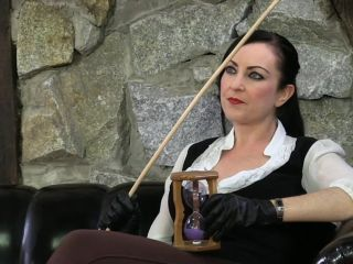 SADO LADIES - Mistress Kassi -  Caning Is Fun