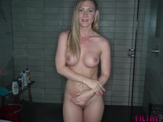 Sexy step sister demands my big dick in her