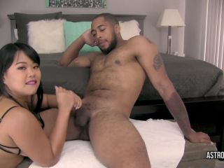Astro Domina Handjob – BIG BLACK CUCK