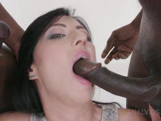 Cherry Vine - Kinky Interracial Dp Ks128 07/23/20
