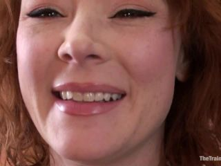 Party Girl Gets Her Pussy Destroyed on Her Final Day - redhead - anal porn neocorona femdom