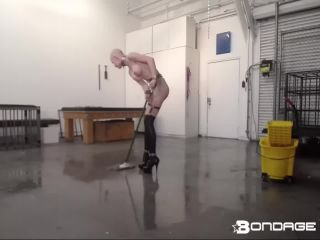 Chastity Mop
