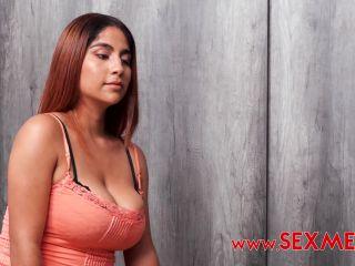Analia - A Busty Maid Analia - SexMex (UltraHD 4K 2020)