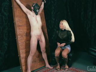 Online femdom video CRUEL PUNISHMENTS - Mistress Zita - Zita's irresistable touch