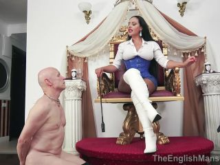 """""""MAN TO DOG"""" (COMPLETE) (1080 HD) (ROLE PLAY, CBT, ELECTRIC PLAY, CHASTITY)"""