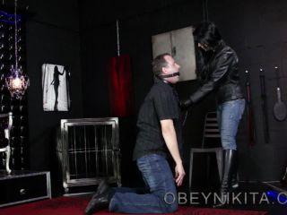 Obey Nikita - Mistress Nikita - Slave Driver Part 3!!!