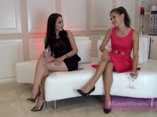 Online femdom video MiamiMeanGirls - Step Brother Intervention