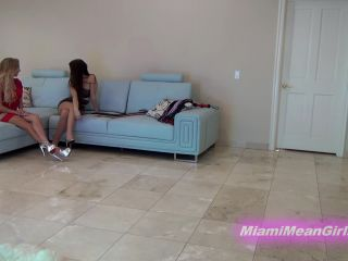 bdsm work Corporal Punishment – THE MEAN GIRLS – New Girls Don't Know When To Quit Starring Princess Tia & Princess Arianna, whipping on femdom porn