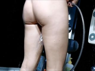 Milf shaving pussy and all.....