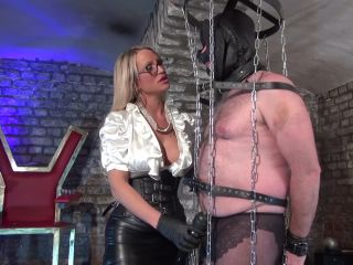 Calea Toxic - The Ruined Orgasm with Sperm Swallow