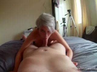 Kinkycouple111, Samantha Flair - Pantyhose Ripped & Dicked - Pov