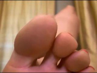 Femdom foot