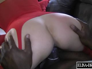 Elisa Dreams - Queen Of Spades Gets Fucked In Her Ass By A Bbc
