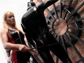 Mistress Cynthia has her own will very forcefully