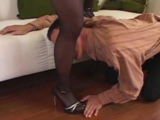 Foot Fascination #1 on fetish porn daphne rosen femdom - ferrera gomez - cumshot old femdom
