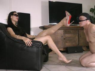 Submission – Goddess Leyla – Foot And Stilettos Worship | goddess leyla | pussy licking money fetish