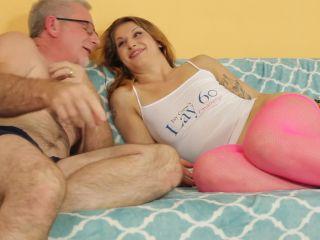 Fallon West, Jay Crew / Step Dad's Hard Dick
