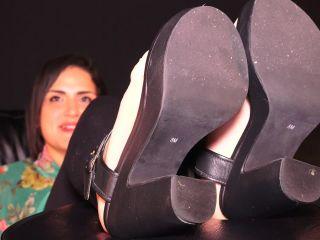 fetish friendly Video online Felina Rae – Spanish Soles and Toes, fetish on femdom porn