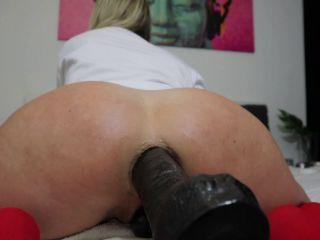 Helena Lana huge dildo deep anal F17805