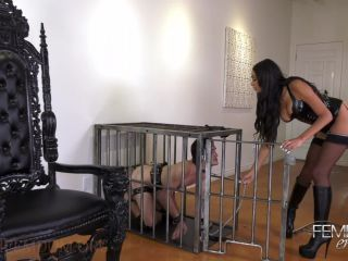 Assworship – VICIOUS FEMDOM EMPIRE – Amazon Ass Addict – Amazon Goddess Bethany Benz