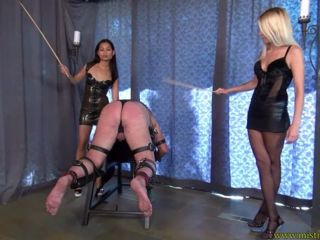 Canning Bench Punishment Mistress Nina